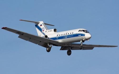 самолет Вологодские авиалинии